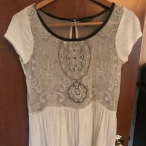 American Eagle S/S Blouse Med